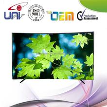 Curved Smart Tvs 84-inch 4K LED UHD 3D Wifi Tv