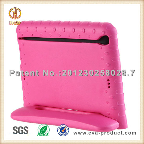 Child proof protective tablet case for 7 inch kits/7inch tablet case