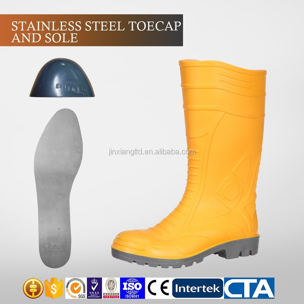 Shoe Rubber Safety Boots - Buy Safety BootsRubber Safety BootsSafety Pvc Boots Product On ...
