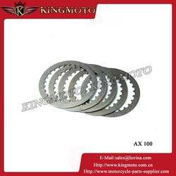 Motorcycle Clutch Disc, motorcycle clutch facing, motorcycle clutch plate for Durable Suzuki AX100
