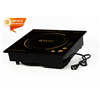 Hot pot induction cooker 220V 2000W Hotel used Electric Cooking plate in restaurant table