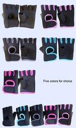 High quality breathable custom gym gloves anti slip gloves motorcycle