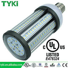 Competitive price led corn light,led corn cob light E26/E39 hot sale in US market UL listed