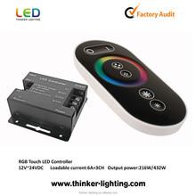RF Led RGB Controller