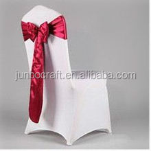chair cover bow