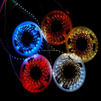CE &RoHS waterproof flexible LED Strips light SMD 5050 white/red/blue/yellow Christmas decoration