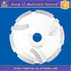 Hot sale Alternating segments diamond cup griding wheel
