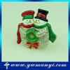 """""""Christmas snowman""""Pin Christmas gift bling pins new fashion brooch pin festival jewelry wholesale"""