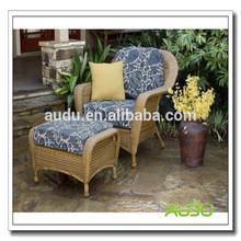 Audu Lowes vinilo venta al por mayor cojín para muebles de Patio
