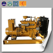 CE ISO Certificated 80kw Natural gas generator hot sale