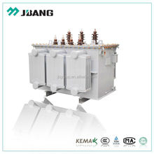 11kv SH15-M 100kva amorphous core electrical transformer oil immersed transformer competitive price