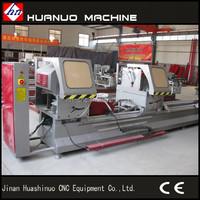 Alu-alloy auto aluminum cutting machine for 45 degree