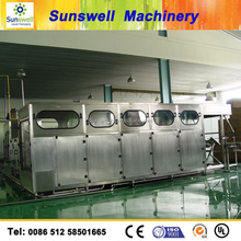 full automatic 5 gallon water bottle filling line/5 gallon water manufacture company/5 Gallon filling manufacture