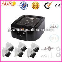 Portable vacuum sucking breast lifting machine breast enhancer vibrator Au-7001