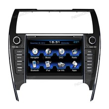 8 inch touch screen car dvd player car dvd gps for Toyota Camry 2012 car dvd gps navigation