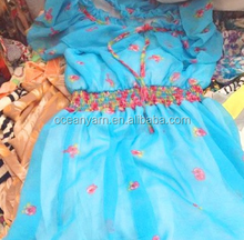 factory best price sorted fashion used clothes for Africa market dresses for women