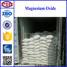 Industrail Grade Magnesium Oxide used as one of the raw materials for making cement in dry process plants