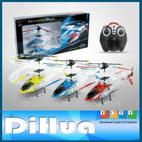 3.5 Channel Alloy Metal RC Helicopter