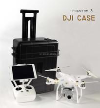 Waterproof Heavy Duty Carrying Case with Foam for DJI phantom3 Quadcopter Drones