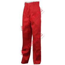 industrial impermeável calças retardante de fogo para o vestuário de protecção