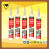 100% Rtv Acetic Silicon Sealant And Acetic Curing Silicone Sealant For Glass
