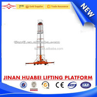 Made in China ladder stop type material lift
