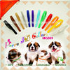 cable tie Puppy ID band/pet collar