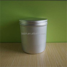Best price 500ml aluminum containers with screw lids