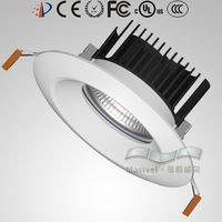 mounted ceiling light cylinder decorative lighting 38w led downlight livarno led