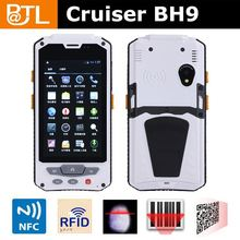 Cruiser BH9 nfc dual sim mobile phone waterproof rfid tablet rugged rfid tablet
