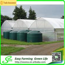 Waterproof PO film greenhouse plants for sale