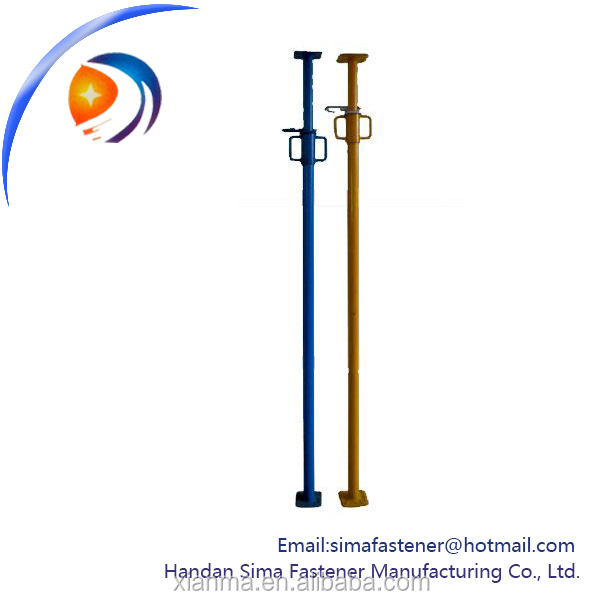 Shoring Prop Lb : Steel adjustable shoring jack prop for support buy