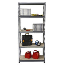 Adjustable Heavy Duty Pallet Racking for warehouse Storage
