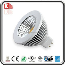 5W COB / SMD AC/DC12V LED MR16 / Gu5.3 LED spot light bulb