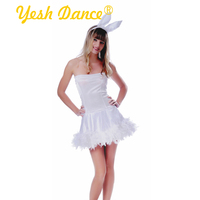 High Quality Bunny Costume For Girls Silm Adult Bunny Costume