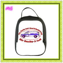 custom laptop neoprene lunch bag