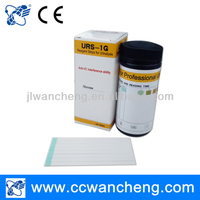 blood glucose test strip with accurate response