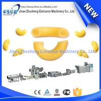 Macaroni machine for elbow ,penne and screw type