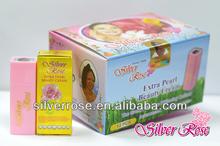 Para mayor, venta al por mayor - rosa de plata perla Extra crema de belleza para blanquear y fading punto