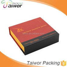 2014 Nice Design Paper Packaging Box Moon Cake Box