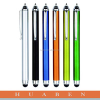 Huaben 2015 touch screen pen, Metal stylus touch pen