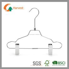 Metal suit hanger