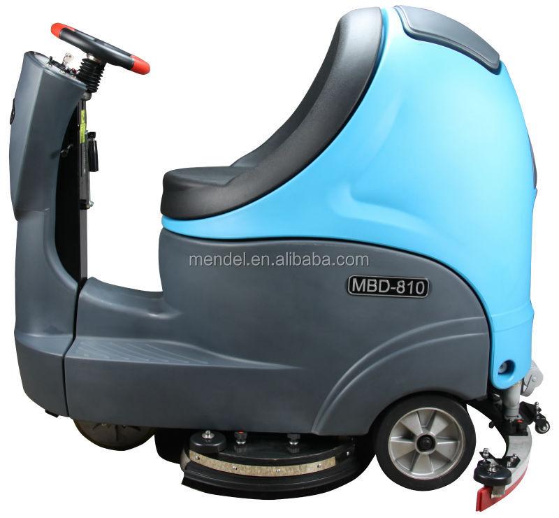 rides machine