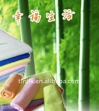 2012 soft microfiber face towel for baby