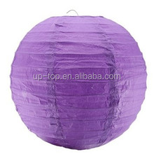 14inch decoration cheap paper lanterns on any occasion
