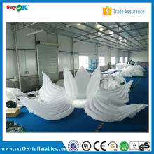 wedding decoration inflatable flower inflatable lily for sale