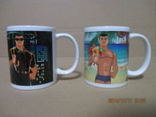 Sublimation Photo Color Changing Mug Ceramic Sublimation Magic Mug