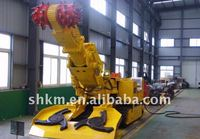 tunneling machinery mainly used in coal industry