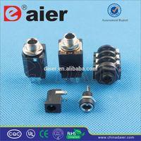 Daier plug 6.3 mm