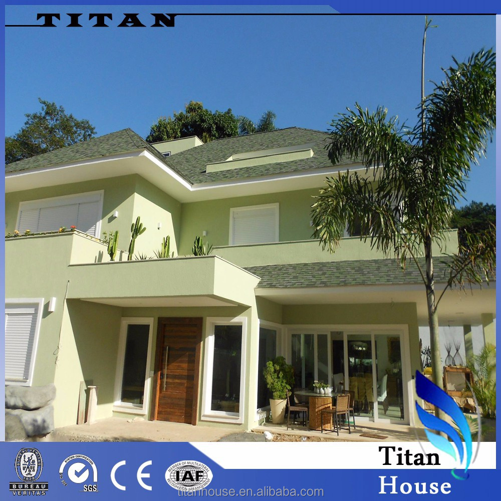 Good Sealing Beautiful Prefab Beach House With Low Price